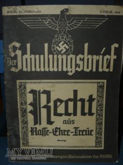 Duże zdjęcie Niemieckie gazety 1939-1940- 3 sztuki