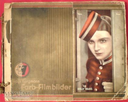 Haus Bergmann Farb-Filmbilder Maria Jeritza 90
