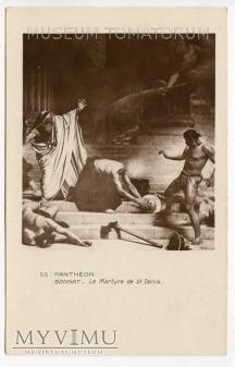Bonnat - Męczeństwo św. Dionizego