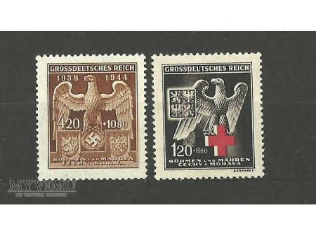 Duże zdjęcie Protektorat Czech i Moraw.