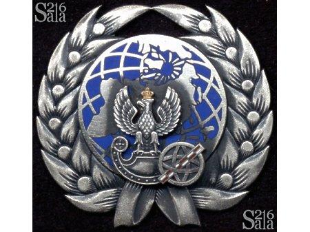Odznaka pamiątkowa Służby Topograficznej