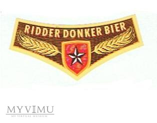 krawatki-ridder donker bier
