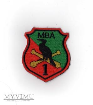 1 Mazurska Brygada Artylerii - wyjściowa.