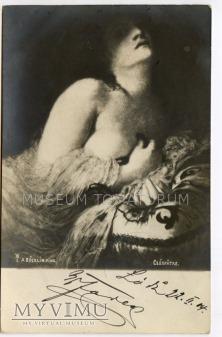Bocklin - Śmierć Kleopatry