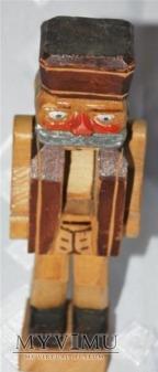 Duże zdjęcie Drewniany dziadek do orzechów