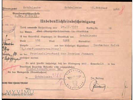Dokument sądowy 1940 #5