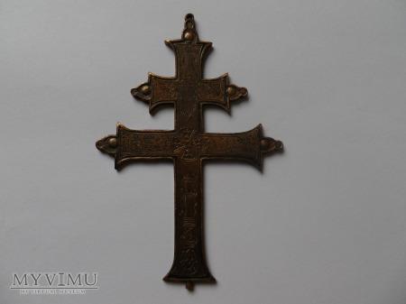 h.Topór - krzyż chrześcijański tzw