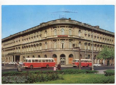 W-wa - Krakowskie Przed.- Hotel Europejski 1976