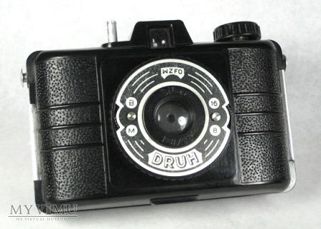 Duże zdjęcie Druh camera, Polski aparat foto.