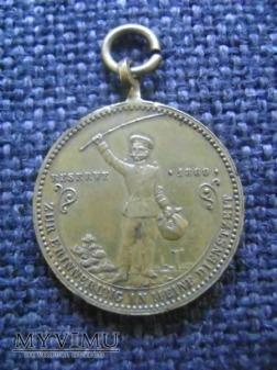 medal pruski 1889
