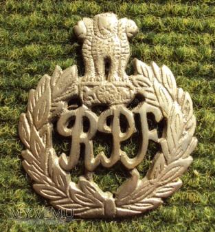 Indyjska odznaka policyjna - Rajasthan Police