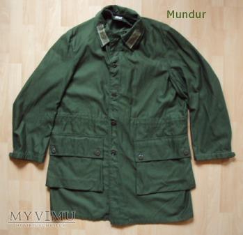 Szwecja: mundur polowy m/59 - vindrock