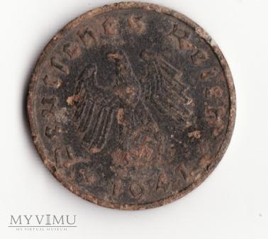 10 Reichspfennig 1941 B III Rzesza