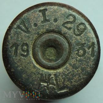 Łuska 8x58 R Krag V.I.29 31 HL 19