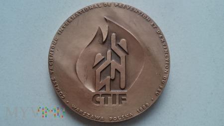 CTIF Warszawa 1989