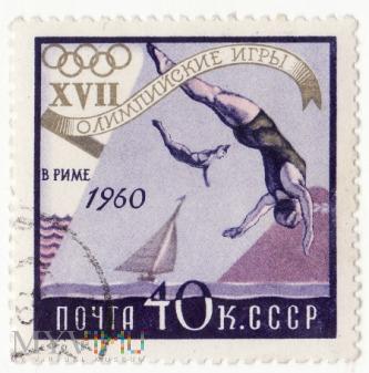 1960r XVII Igrzyska Olimpijskie w Rzymie 8