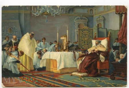 Barabino - Ostatnia godzina Carla Emanuela Savoya