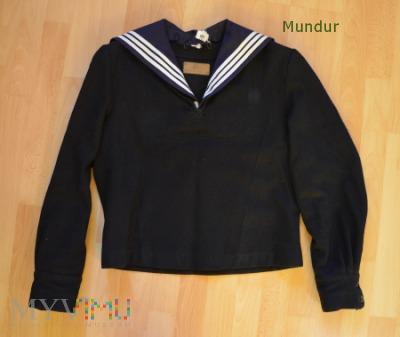 Bluza marynarska lata 50-te