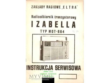Instrukcja radia IZABELLA