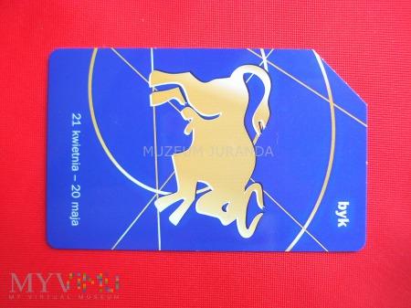 Karta magnetyczna 762