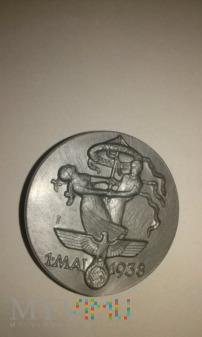 odznaka 1 maj święto pracy 1938