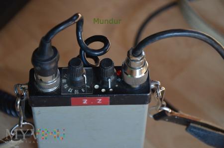 Radiostacja nasobna Radmor R-4437