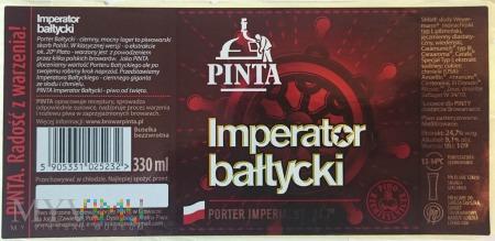 Pinta, Imperator bałtycki
