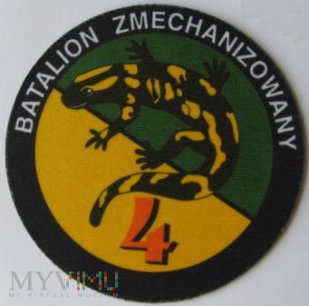 4 Batalion Zmechanizowany.