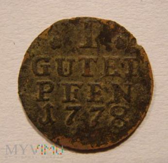 I GUTER PFEN 1778