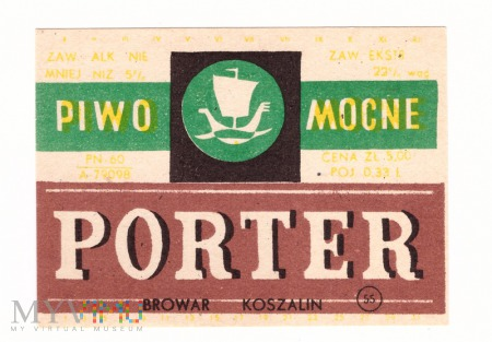 piwo mocne porter