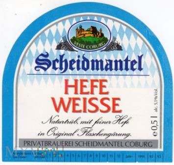Hefe Weisse