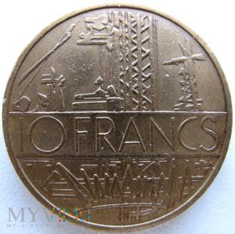 10 franków 1979 r. Francja