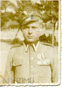 Portret żołnierza - kościuszkowca