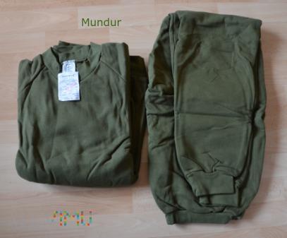 Dres żołnierski wzór 502/MON