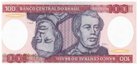 Brazylia - 100 cruzeiros (1984)
