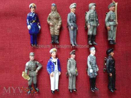 WHW Soldaten der Wehrmacht