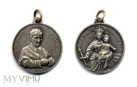 Medalik Ksiedza Bosko